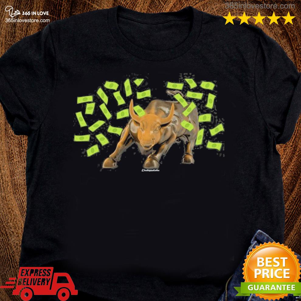 Bull charging s women tee shirt