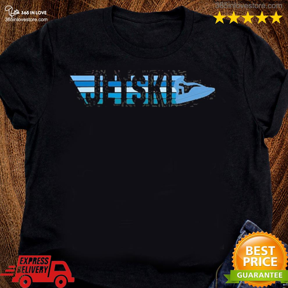 JetskI rider jet skI vintage s women tee shirt