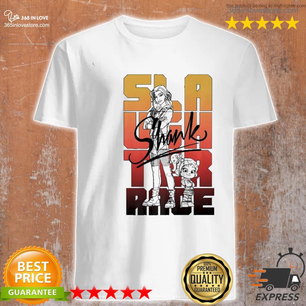 Wreck it ralph 2 vanellope shank shirt