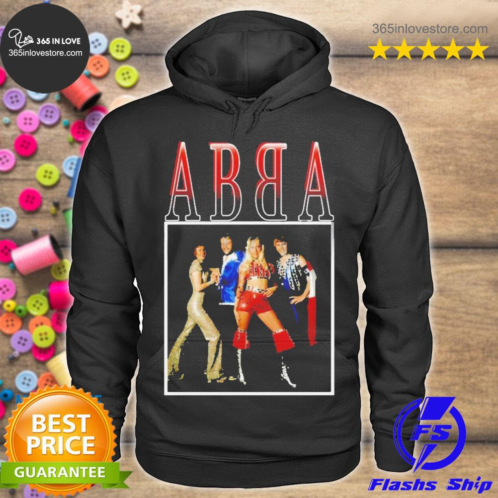 Abba band s hoodie tee