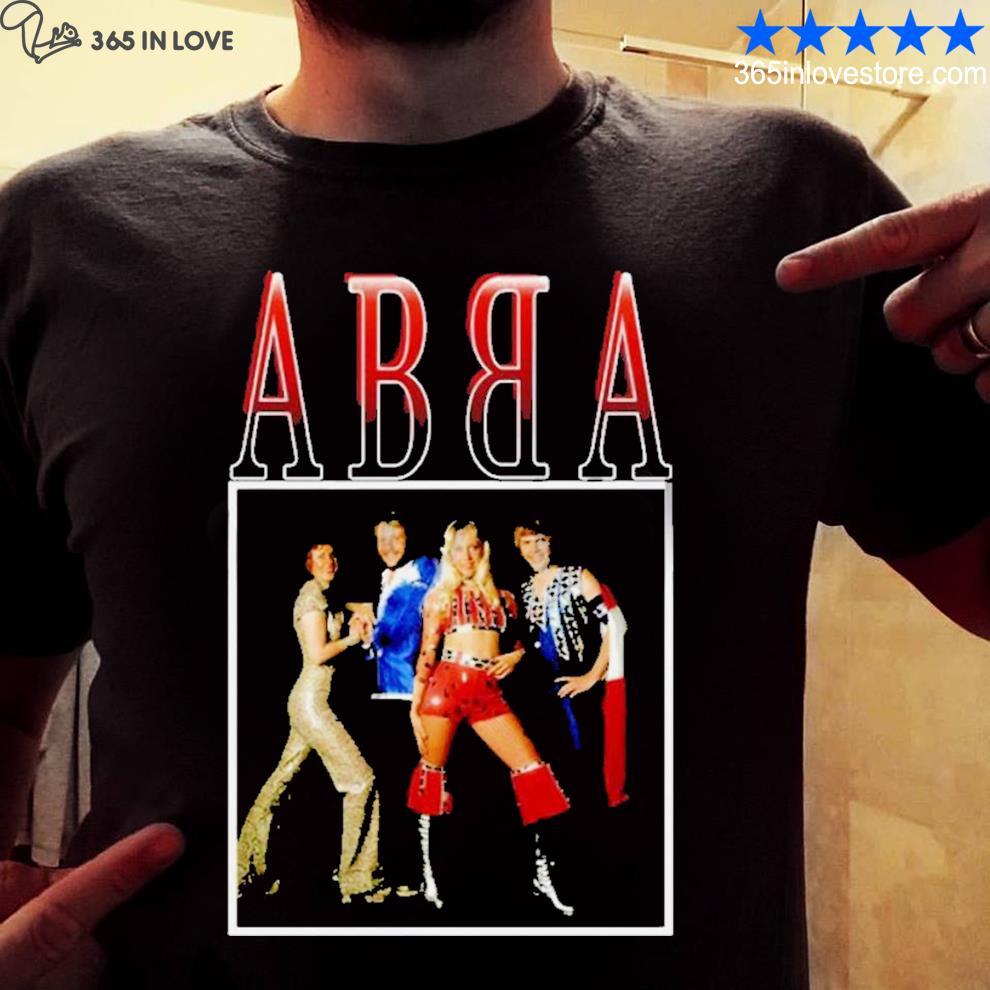 Abba band shirt