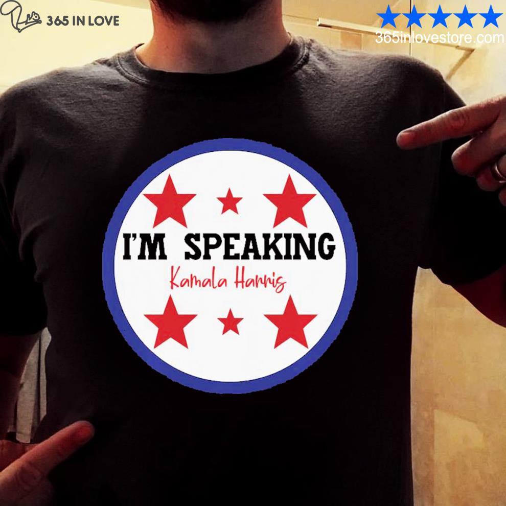 Good I'm speaking Kamala Harris shirt