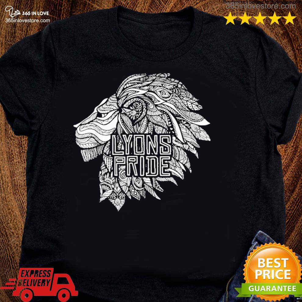 Lyons pride q2 new 2021 s women tee shirt