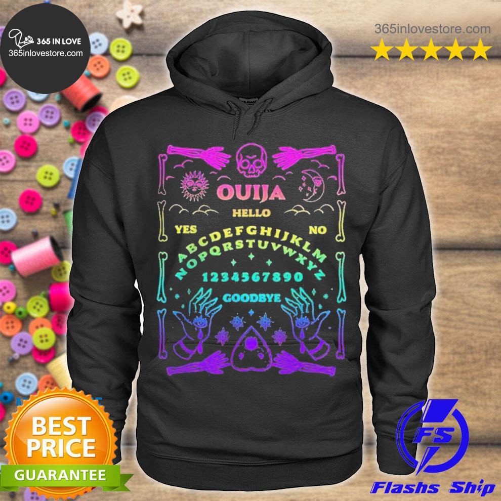 Ouija board pastel goth witchcraft witch wicca tarot spirit s hoodie tee
