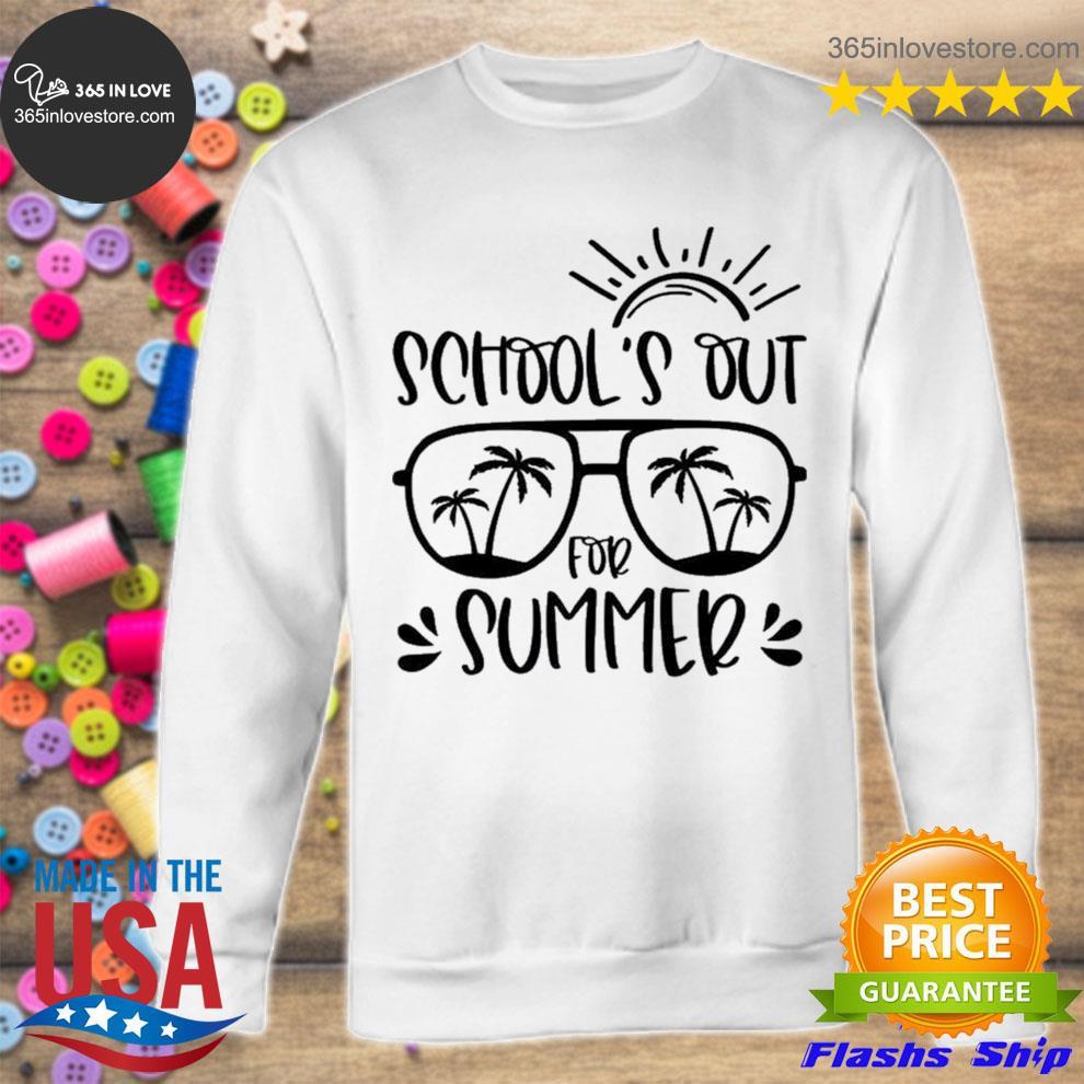 School's out for summer teacher last day of school teacher off duty s sweater
