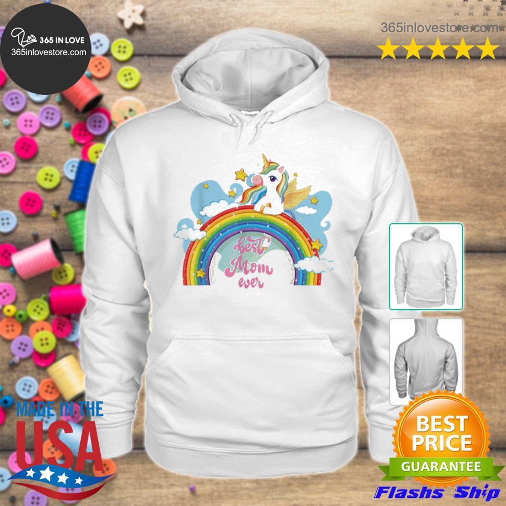 unicon Ladies mother's day present super mum new 2021 s hoodie tee