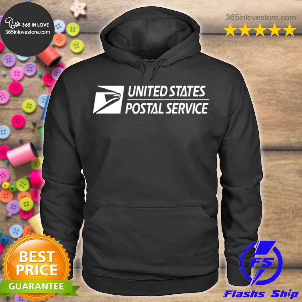 Usps postal service 2021 s hoodie tee