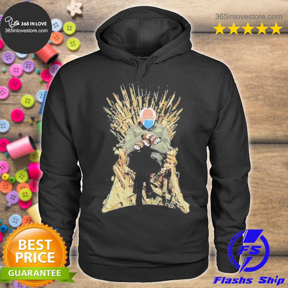 Game of thrones with bernie sanders 2021 inauguration shirt