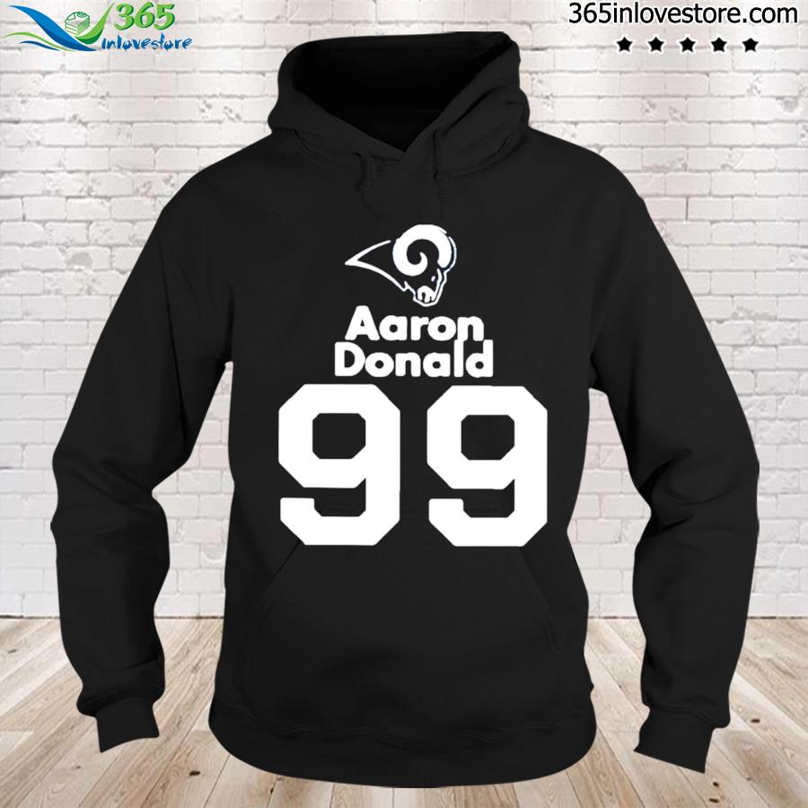Los angeles rams aaron Donald #99 s hoodie