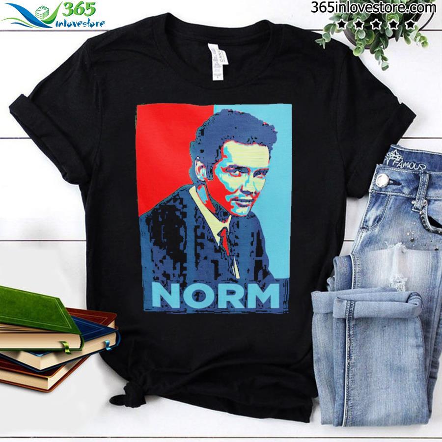 Norm macdonald saturday night star tee shirt