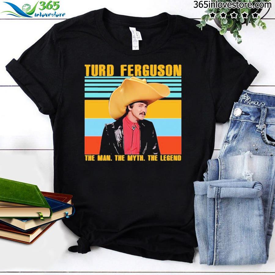 Norm macdonald turd ferguson tee shirt