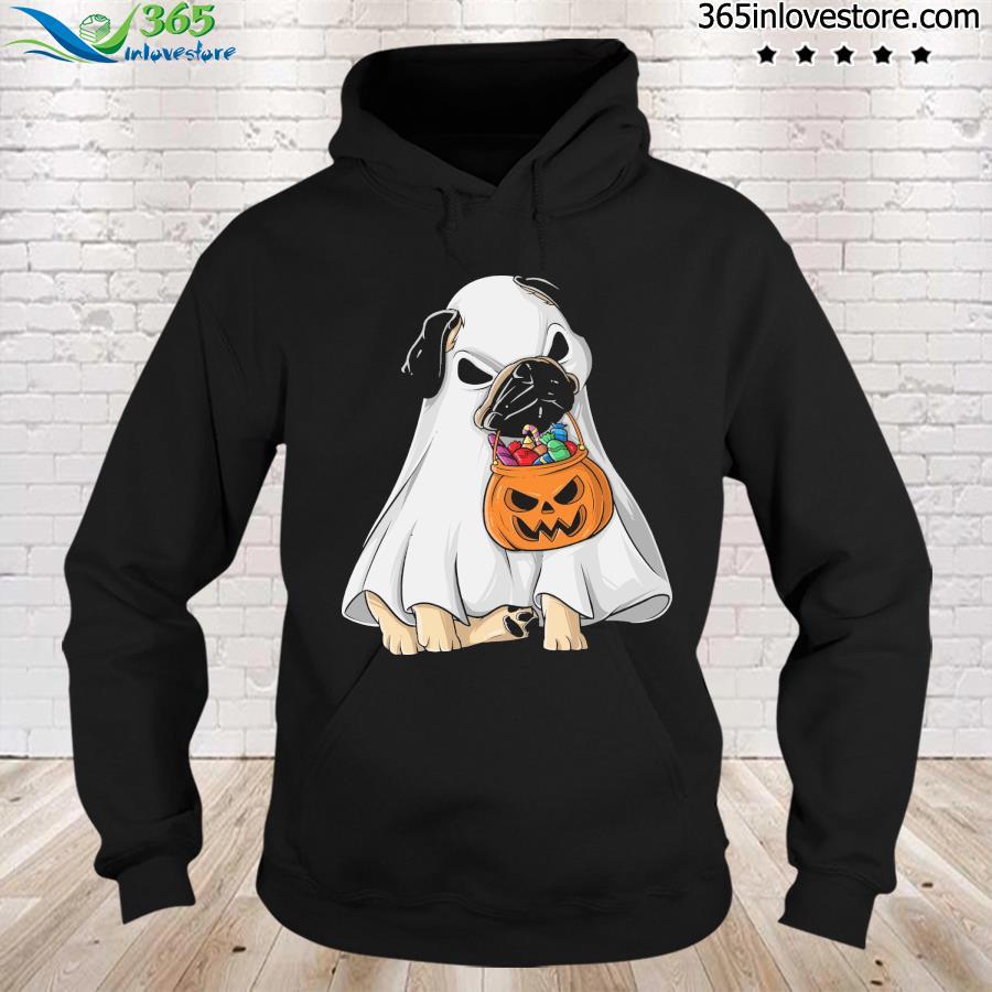 Pug Boo Sheet and Pumpkin s hoodie