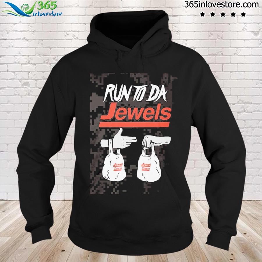 Run to da jewels osco s hoodie