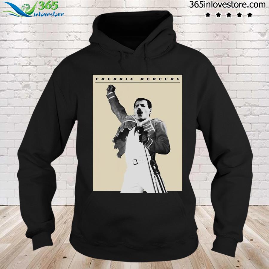 Shout punch freddie mercury air s hoodie
